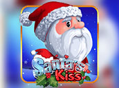 Santas Kiss